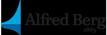 Alfred Berg 1863 logo