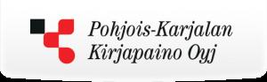 Pohjois-Karjalan Kirjapaino logo